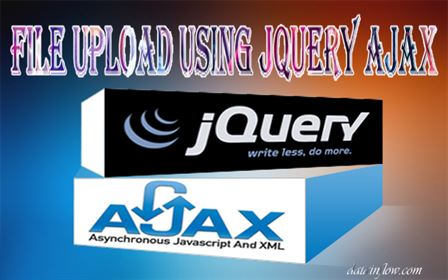 Jquery File Upload Ajax