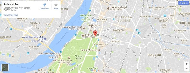 Embed Google Maps in using iframe in HTML web page - DataInFlow