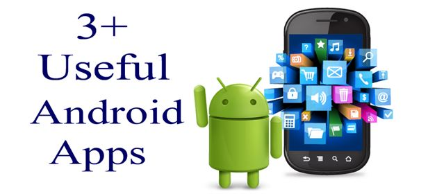 3 useful android apps datainflow. Black Bedroom Furniture Sets. Home Design Ideas