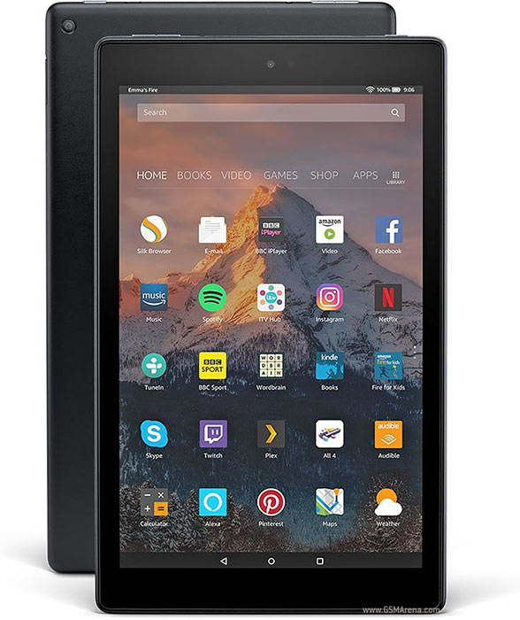 15 Amazon Fire HD 10 2017 32 GB - The Best 10 Tablets in 2019 You Can Buy now